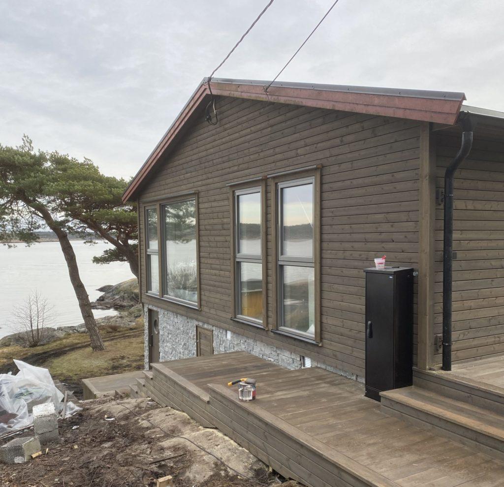 Bygge hytte på Hvaler eller i Fredrikstad
