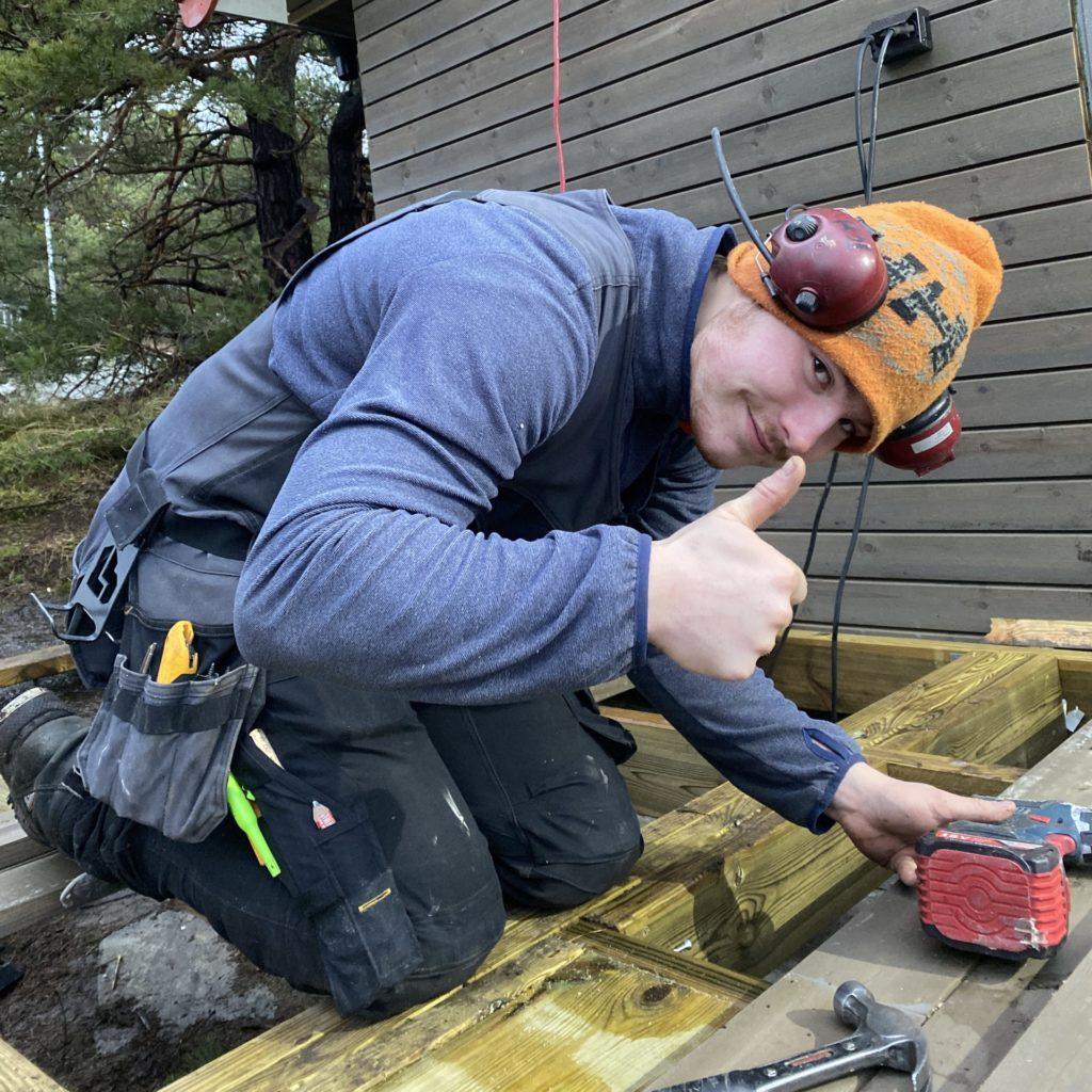 Tveit & Torgersen søker erfarne tømrere