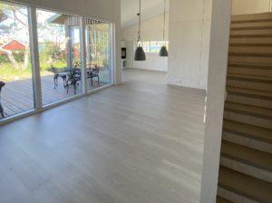 Hvordan velge riktig gulv i nytt huset eller hytte